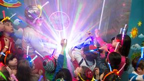 חגיגת מסיבה בזמן