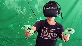 VR Move לחיות את המשחק