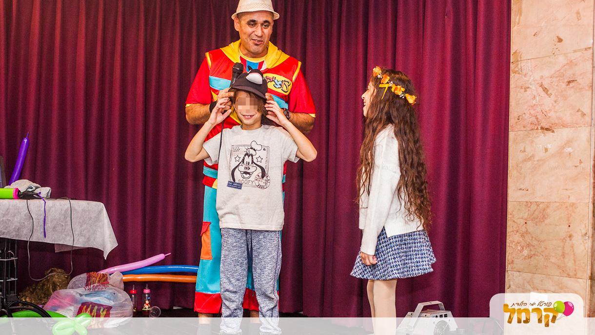 צחוקולדת - סטנדאפ לילדים - 073-7027783