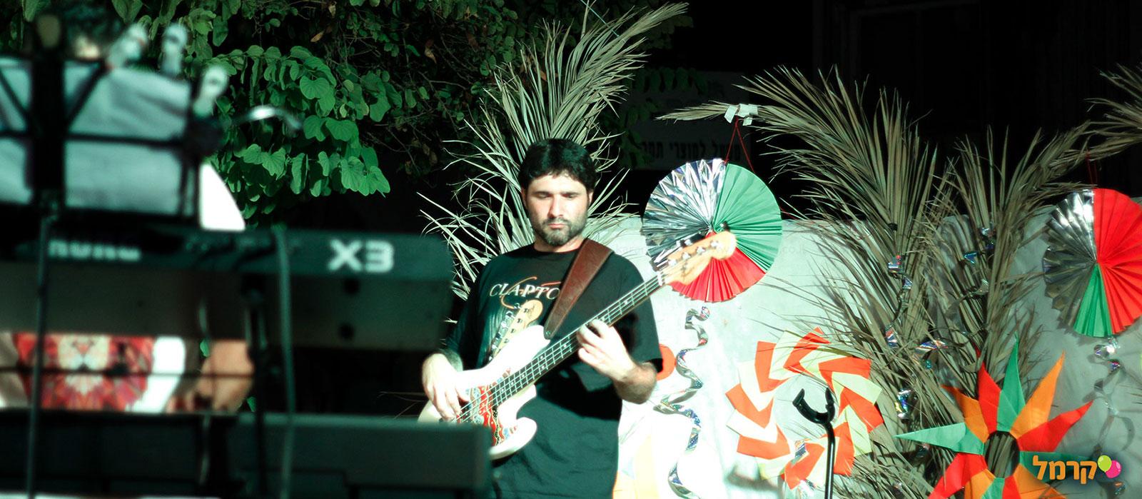 להקת שבלול - מופע רוק לאירועים - 073-7840203