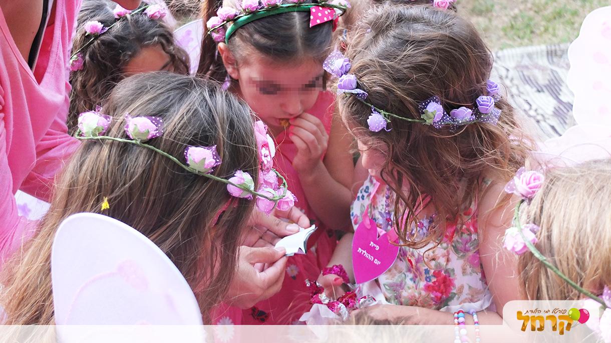 אבקת פיות - מסיבת פיות קסומה - 073-7027829