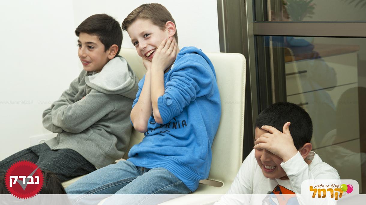 אילן וייס סטנדאפיסט לילדים - 073-7585465